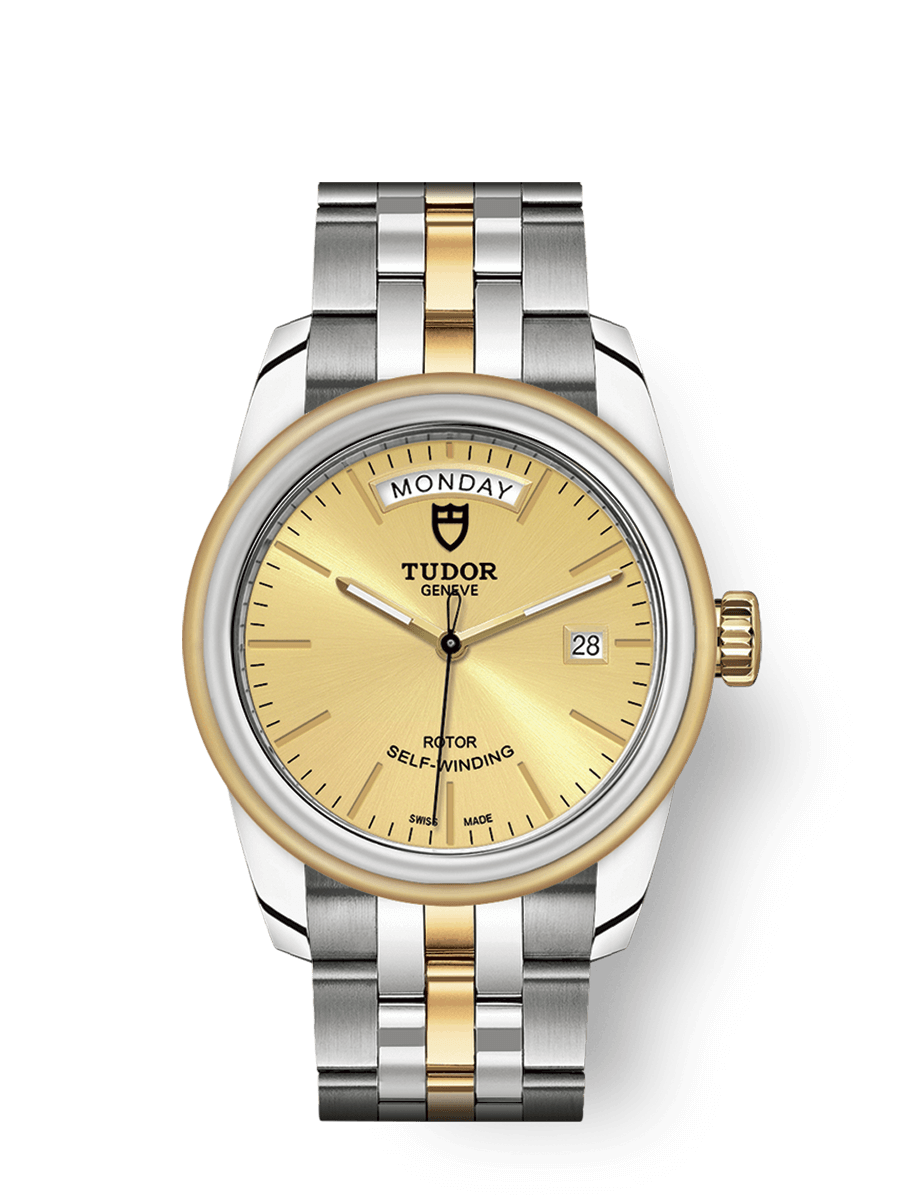 WATCH TUDOR GLAMOUR DATE DAY - M56003-0005