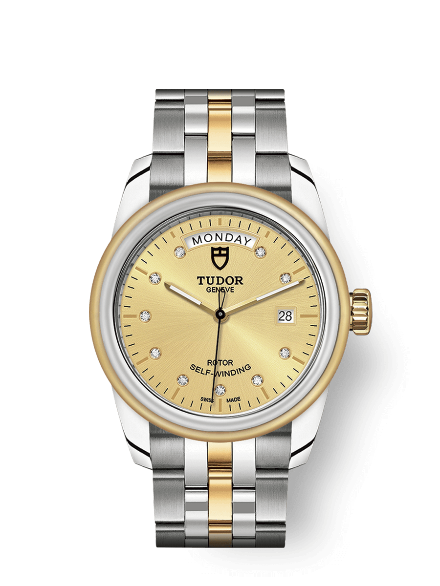 TUDOR GLAMOUR DATE DAY WATCH - M56003-0006