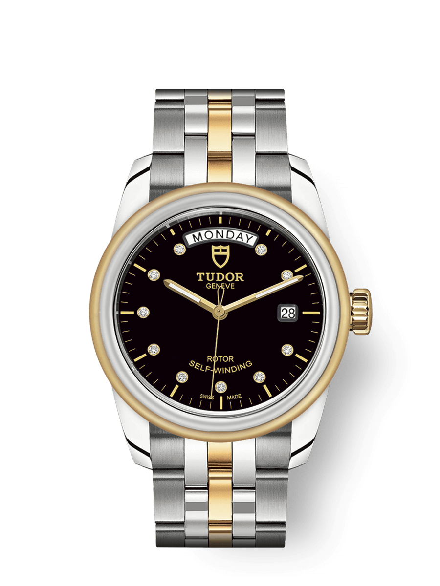 TUDOR GLAMOUR DATE DAY WATCH - M56003-0008
