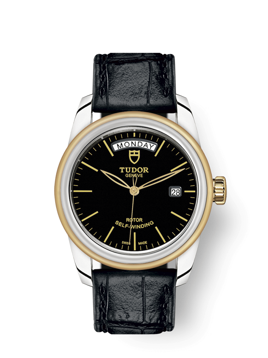 TUDOR GLAMOUR DATE DAY WATCH - M56003-0040
