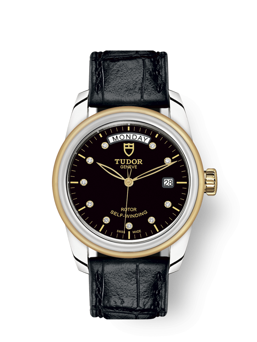 TUDOR GLAMOUR DATE DAY WATCH - M56003-0045