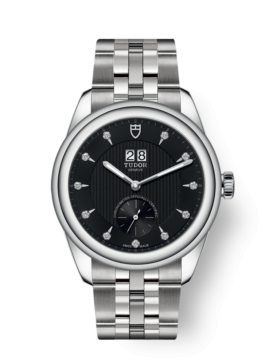 WATCH TUDOR GLAMOUR DOUBLE DATE - M57100-0004