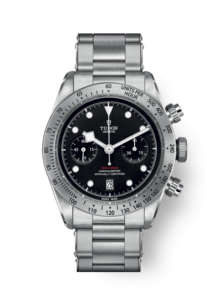 WATCH TUDOR BLACK BAY CHRONO - M79350-0004