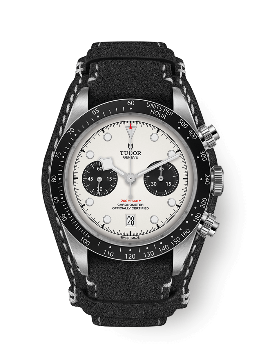 TUDOR BLACK BAY CHRONO WATCH - M79360N-0006