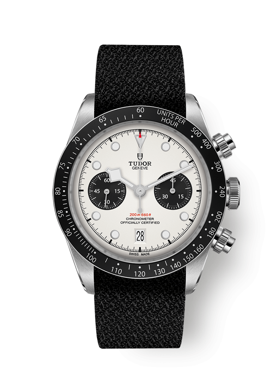 TUDOR BLACK BAY CHRONO WATCH - M79360N-0008