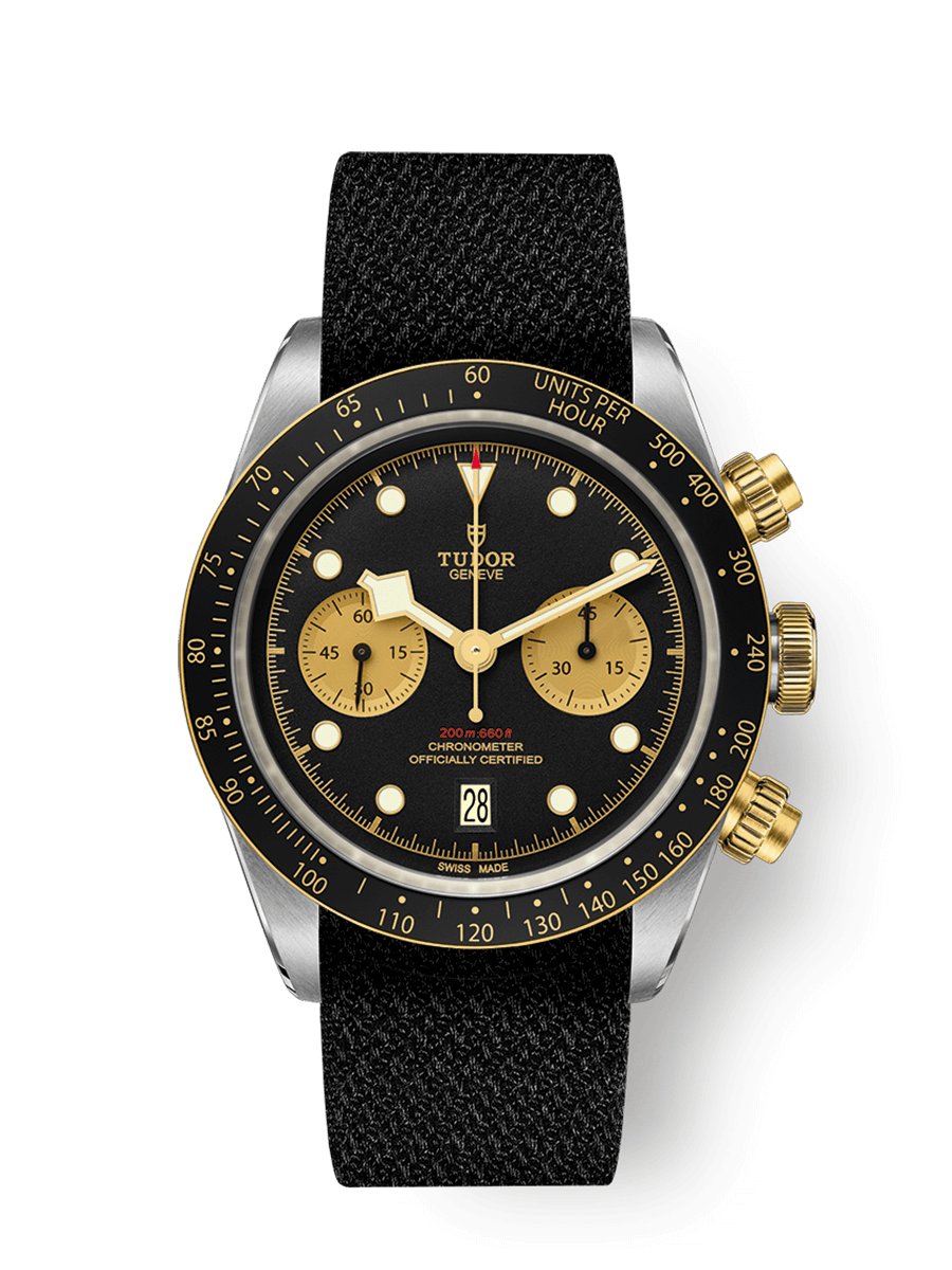 TUDOR BLACK BAY CHRONO S G WATCH - M79363N-0003