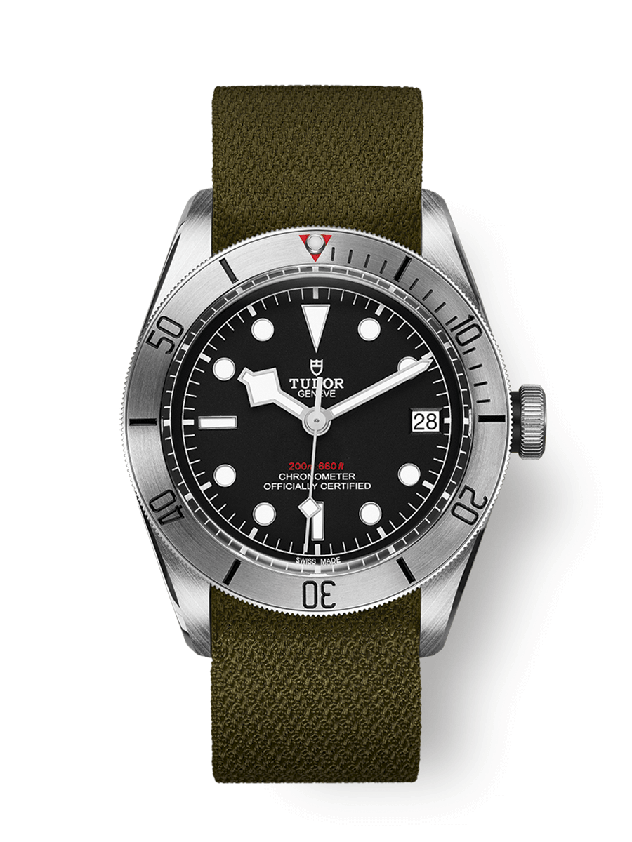 TUDOR BLACK BAY STEEL WATCH - M79730-0004