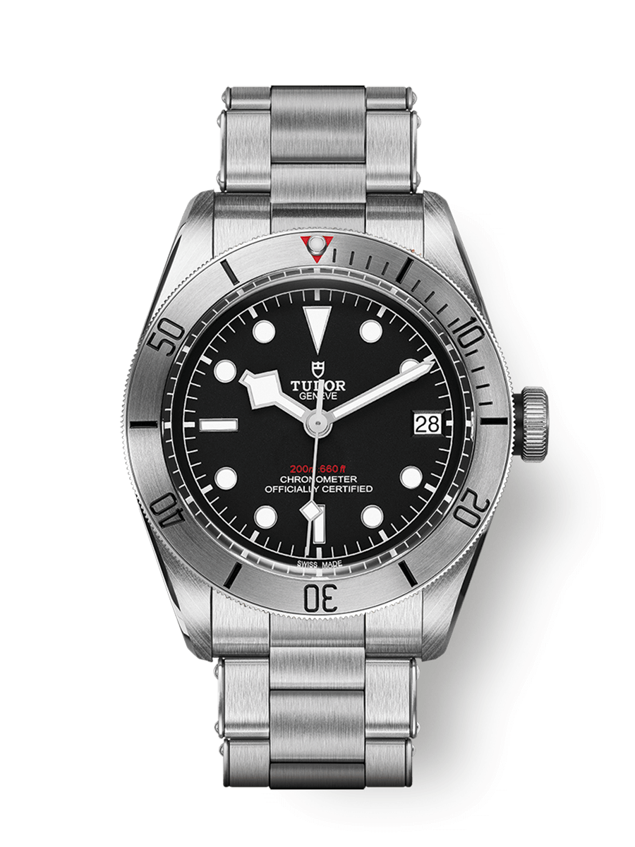 TUDOR BLACK BAY STEEL WATCH - M79730-0006