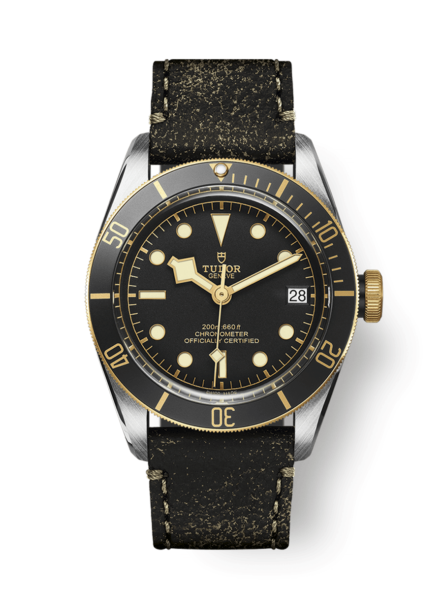TUDOR BLACK BAY S G WATCH - M79733N-0007