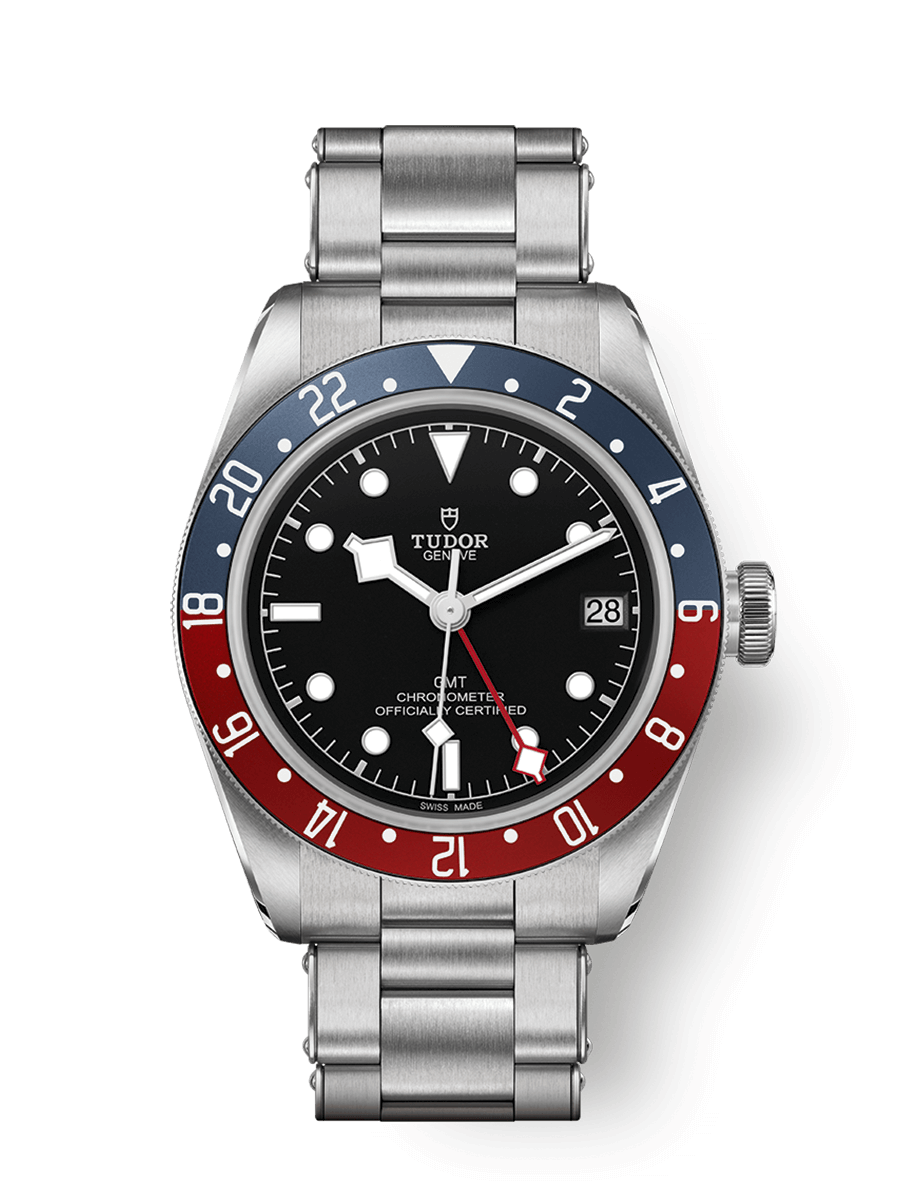 TUDOR BLACK BAY GMT WATCH - M79830RB-0001