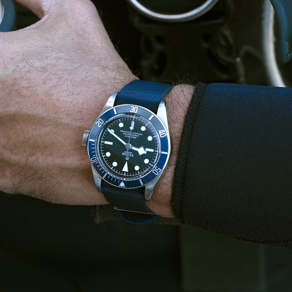 TUDOR BLACK BAY 41 MM - M79230B-0006