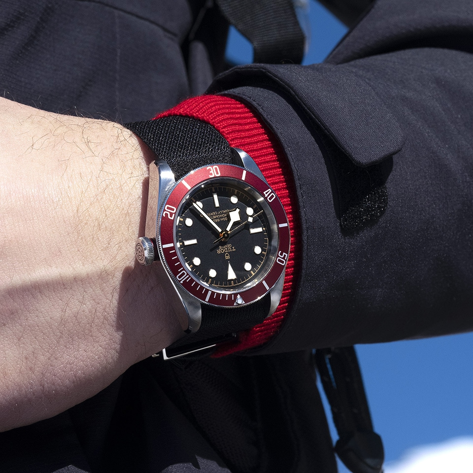 TUDOR BLACK BAY 41 MM - M79230R-0010