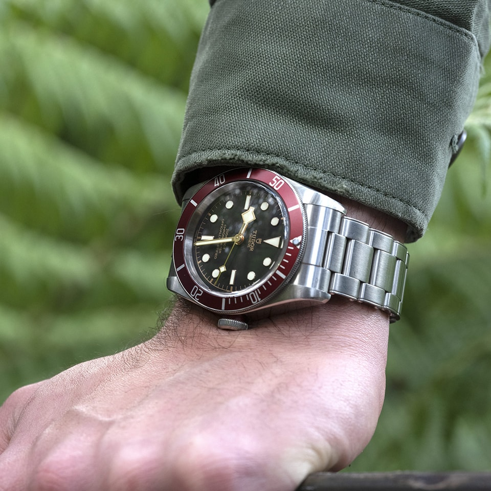 TUDOR BLACK BAY 41 MM - M79230R-0012