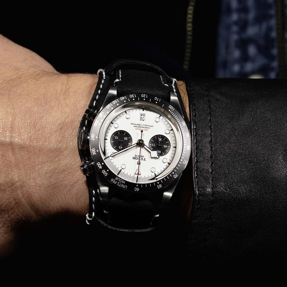 TUDOR BLACK BAY CHRONO 41 MM - M79360N-0006