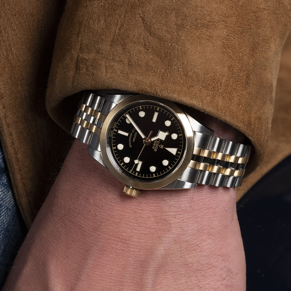 TUDOR BLACK BAY 36 S G 36 ММ - M79503-0001