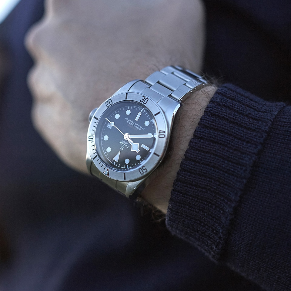TUDOR BLACK BAY STEEL 41 MM - M79730-0006