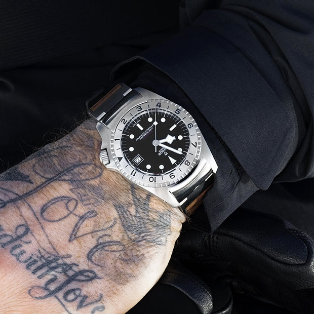 TUDOR BLACK BAY P01 WATCH