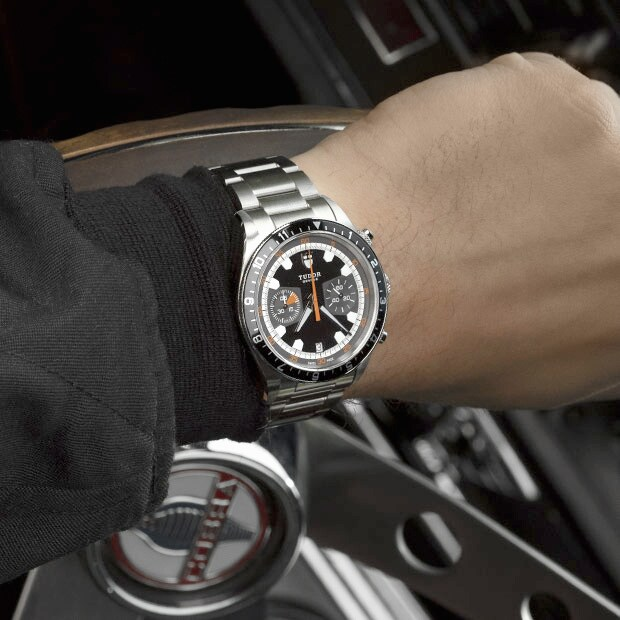 TUDOR HERITAGE CHRONO WATCH